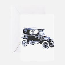 Model T Greeting Card