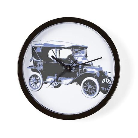 Model T Wall Clock
