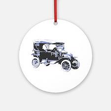 Model T Ornament (Round)