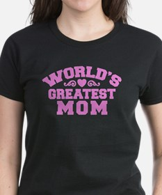 World's Greatest Mom Tee