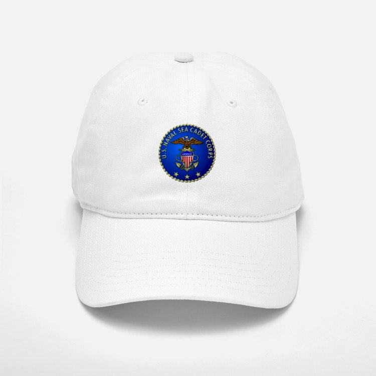 US Naval Sea Cadet Corps Baseball Baseball Cap