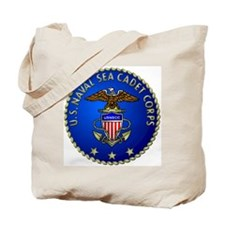 US Naval Sea Cadet Corps Tote Bag