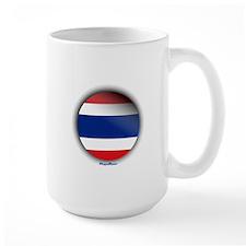 Thailand - Heart Mug
