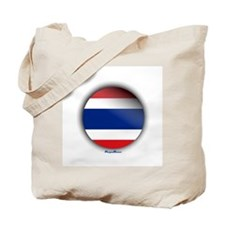 Thailand - Heart Tote Bag