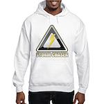 Storm Chaser Lightning Hooded Sweatshirt