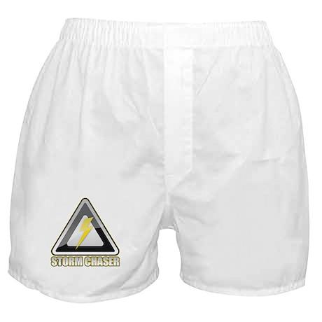 Storm Chaser Lightning Boxer Shorts