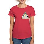 Storm Chaser Lightning Women's Dark T-Shirt