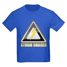Storm Chaser Lightning T