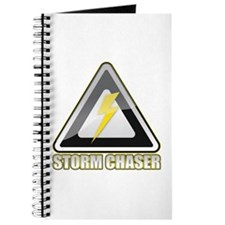Storm Chaser Lightning Journal