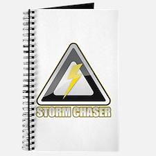 Storm Chaser Lightning Journal