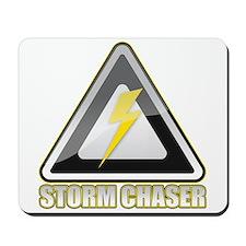 Storm Chaser Lightning Mousepad