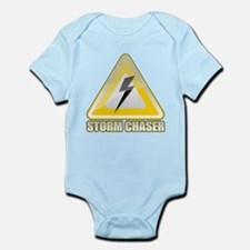 Storm Spotter Lightning Infant Bodysuit