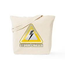 Storm Spotter Lightning Tote Bag