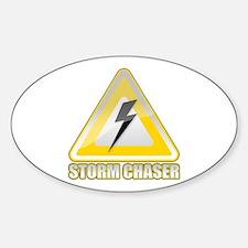 Storm Spotter Lightning Decal
