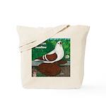 Silesian Swallow Tote Bag
