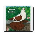 Silesian Swallow Mousepad