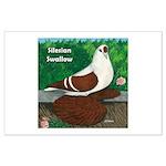 Silesian Swallow Large Poster
