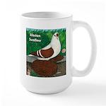 Silesian Swallow Large Mug
