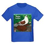 Silesian Swallow Kids Dark T-Shirt
