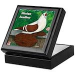 Silesian Swallow Keepsake Box