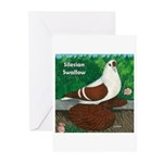 Silesian Swallow Greeting Cards (Pk of 10)