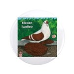 """Silesian Swallow 3.5"""" Button (100 pack)"""