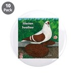 """Silesian Swallow 3.5"""" Button (10 pack)"""
