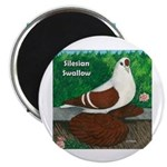 """Silesian Swallow 2.25"""" Magnet (100 pack)"""