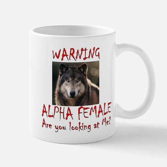 Looking Mug