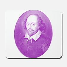William Shakespeare the Grape Mousepad