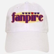 Twilight Fanpire Purple Baseball Baseball Cap