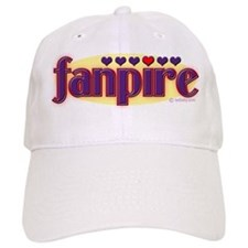 Twilight Fanpire Purple Baseball Cap