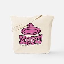Condom Wrap It (left) Tote Bag