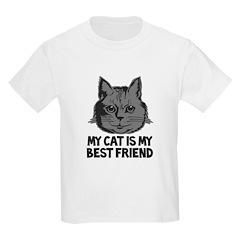 My cat is my best friend T-Shirt