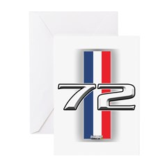 Cars 1972 Greeting Cards (Pk of 20)
