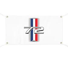 Cars 1972 Banner
