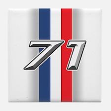 Cars 1971 Tile Coaster