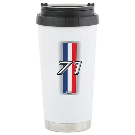 Cars 1971 Stainless Steel Travel Mug