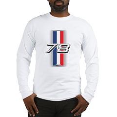 Cars 1978 Long Sleeve T-Shirt