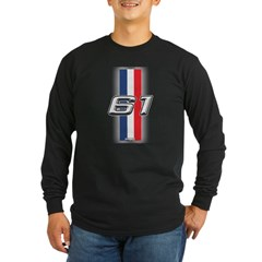 Cars 1961 Long Sleeve Dark T-Shirt