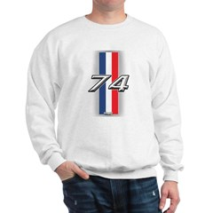 Cars 1974 Sweatshirt