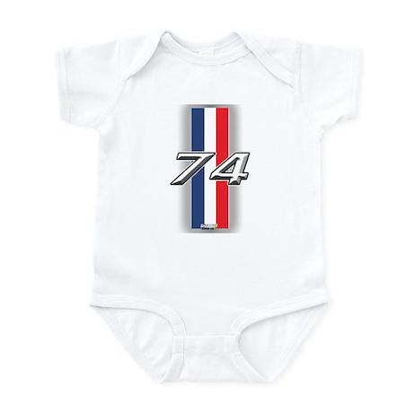 Cars 1974 Infant Bodysuit