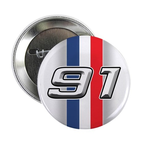 "Cars 1991 2.25"" Button"