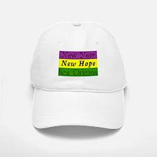 New Year New Hope Baseball Baseball Cap