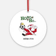 Soccer Ornament (Round)