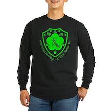 green mantis Long Sleeve T-Shirt