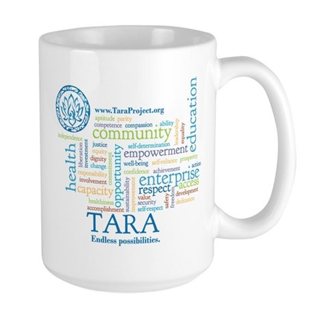 Wordle Large Mug
