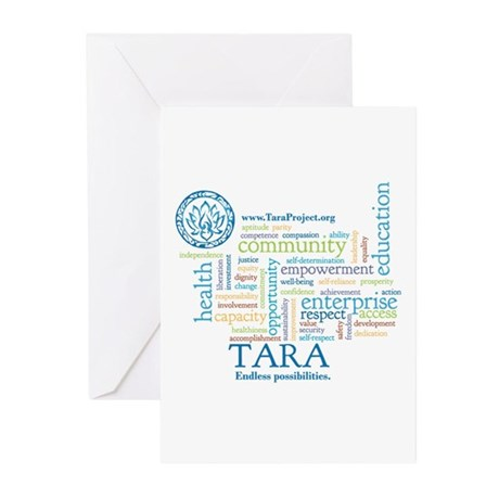 Wordle Greeting Cards (Pk of 10)
