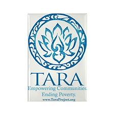 TARA Logo Rectangle Magnet