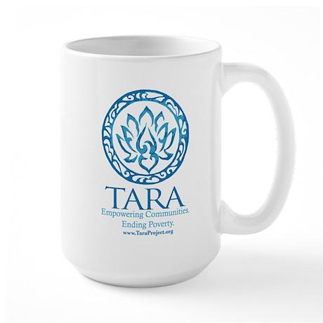 TARA Logo Large Mug